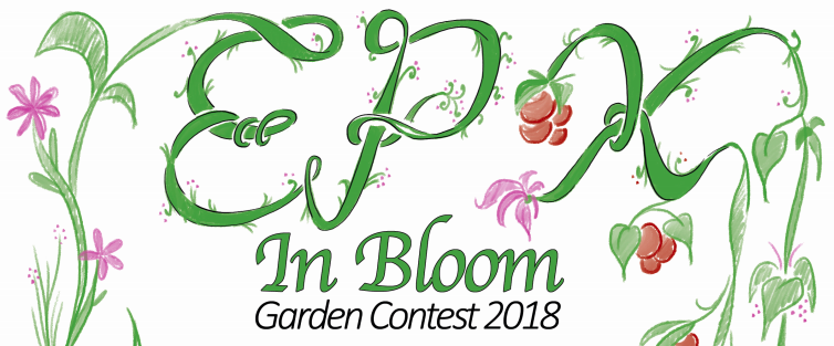 EPX In Bloom Garden Contest 2018